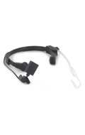 Headset Laryngophone (Black)