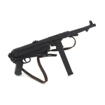 MP40 Submachinegun (Black)