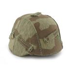 Helmet camo cover