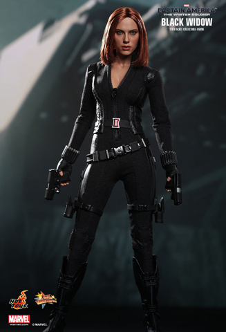 Captain America : The Winter Soldier -  Black Widow