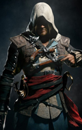 Wallscroll Poster Assassin's Creed IV - Vol 2