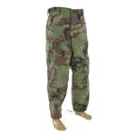 Weathered Navy Seal BDU Pants (Woodland)