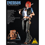 Flirty girl collectible Emerson