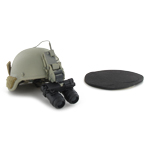 MICH 2000 helmet with PVS 23 NVG