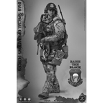 figurine Iraq Special Operations Forces ISOF - Saw Gunner