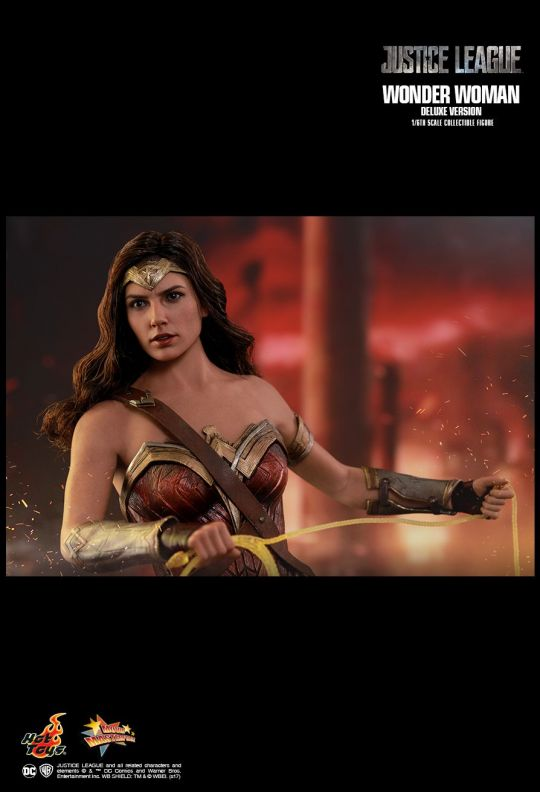Justice League - Wonder Woman (Deluxe Version)