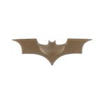 Batarang Large Size (Gold)