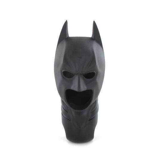 masque de batman noir machinegun. Black Bedroom Furniture Sets. Home Design Ideas