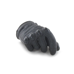 Gloved Right Hand Type B (Black)