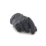 Main droite gantée Type B (Noir)