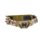 Batman Belt with Fasteners (Gold)