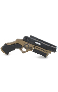 Grappling Gun with Fastener (Gold)