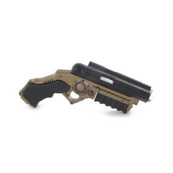 Pistolet grappin avec attache (Or)