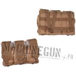 Tan triple M4 AKM ammo pouch