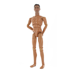 Cristof German Luftwaffe standard Bearer nude body