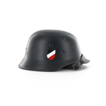 Luftwaffe DD M35 Helmet in metal