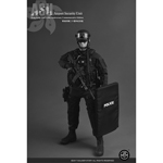figurine ASU - Airport Security Unit (Hong Kong SAR's 20th Anniversary Commemorative Edition)