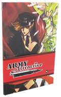 Bande dessinée Army Attractive