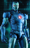 Iron Man - Mark III (Stealth Mode Version)