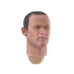 Headsculpt Wayne Rooney