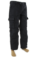 Metropolitan Police Duty Pants (Black)