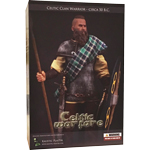 figurine Celtic Warfare - Clan Warrior