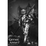 figurine Series of Empires - Gothic Knight (Deluxe Edition)