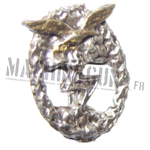 Field Combat Badge (Silver)
