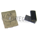 US M1 carbine magazines w/mag pouch