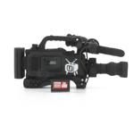 Reporter video camera