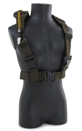 Harness with Hydration Pouch (Brown)