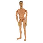 Bruce nude body