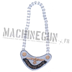 Feldgendarmerie duty gorget