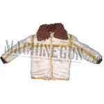 Sheepskin Jacket (White)