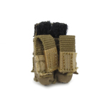 FSBE 2 Pistol Double Mag Pouch