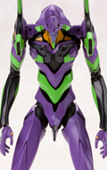 Evangelion 2.0 - Eva Test Type-01 Model Kit