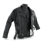 Battle Damaged Leather jacket (Type A)