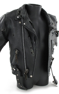 Battle Damaged Leather jacket (Type B)
