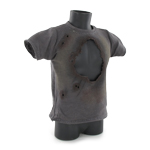 Battle Damaged shirt (Grey)