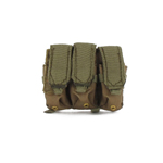 Triple M16 ammo pouch