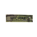 MICHAEL Name Patch