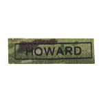 Bande patronymique HOWARD