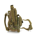 Multicam Dropleg holster