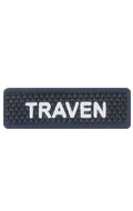 Traven Name Tab (Black)
