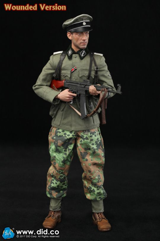 12th SS-Panzer Division Hitlerjugend - Rainer (Wounded Version)