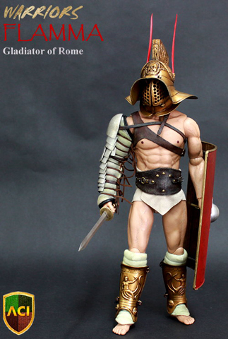 Gladiator Of Rome - Flamma