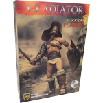 figurine Gladiator Of Rome - Flamma (Exclusive Version)