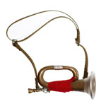Metal HJ Bugle