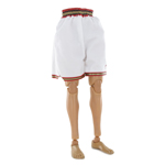 Short de basketball Sixers (Blanc)