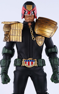 Judge Dredd (Comics Version)